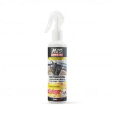 Полироль для приборной панели глянцевый (Vanilla / Ваниль) (триггер) 250 мл AVS AVK-618