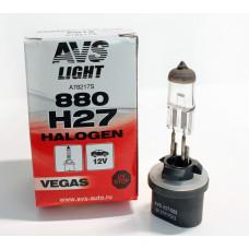 Лампа галогенная AVS Vegas H27/880 12V.27W (1 шт.)