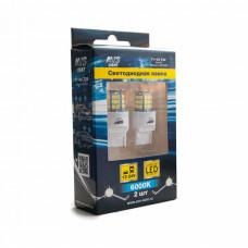 T20 T114A /белый/(W3*16q) 78SMD 3014, 1 contact, коробка 2 шт.