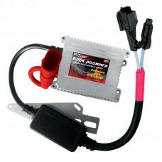 Блок розжига AVS (Premium slim AC) 12/35W LL-05A разъём KET, 1 шт.