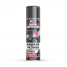 Жидкая резина (черный) (аэрозоль) 650 мл AVS AVK-302
