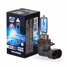 Лампа галогенная AVS ATLAS BOX /5000К/ HB4/9006.12V.55W (1 шт.)