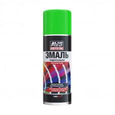 Эмаль универсальная алкид. (темно-зеленый) (аэрозоль) 520 мл AVS AVK-508