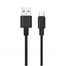Кабель AVS Type C (1м USB 2.0) TC-341 (пакет)
