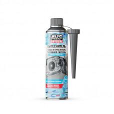 Вытеснитель влаги и очиститель топливной системы 335 мл AVS AVK-162