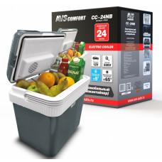 Холодильник автомобильный AVS CC-24NB (24л 12В/220В)