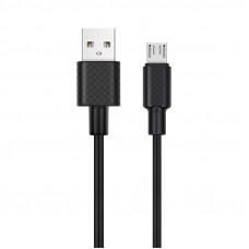 Кабель AVS micro USB (1м USB 2.0)  MR-341 (пакет)