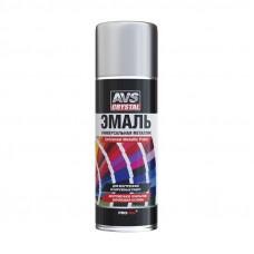 Эмаль металлик универсальная (алюминий) (аэрозоль) 520 мл AVS AVK-515