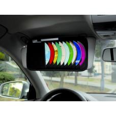 Органайзер для CD дисков (черный) AVS CO-001