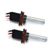 Лампы ксенон H8 (6000K) (2 шт.) AVS разъём KET