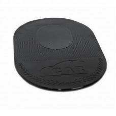 Противоскользящий коврик NANO (чёрный) 18х12 см AVS NP-003