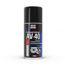 Смазка многофункциональная проникающая AV-40 (аэрозоль) 210 мл AVS AVK-341