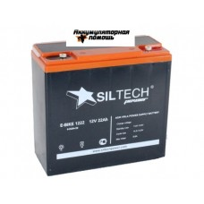 SILTECH E-BIKE 6-DZM-20