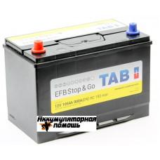 TAB EFB Stop&Go 6СТ-105.1 (60519) яп.ст.