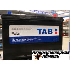 TAB Polar 6СТ-95.0 (59518) яп. ст/бортик