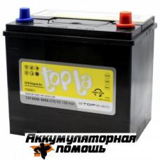 Аккумулятор Topla EFB Stop&Go Asia (56068 SMF) 60 Ач 600 А обратная полярность