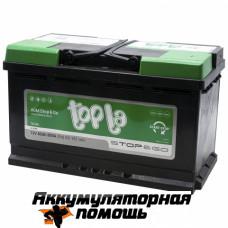 Аккумулятор Topla AGM Stop&Go (L4 AGM ED) 80 Ач 800 А обратная полярность