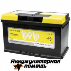 Аккумулятор Topla EFB Stop&Go (58088 SMF) 80 Ач 760 А обратная полярность