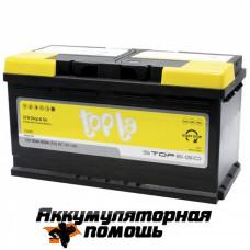 Аккумулятор Topla EFB Stop&Go (59088 SMF) 90 Ач 850 А обратная полярность