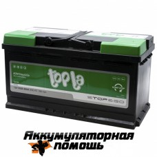 АКБ TOPLA EcoDry 95