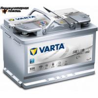 VartaStart-Stop Plus 6CT-70 (E39) AGM (о.п.)