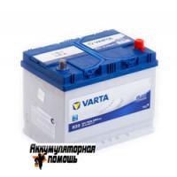 Varta BD 6CT-70 (E23)