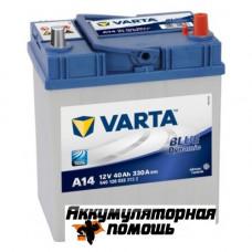Varta BD 6CT-40 (А14) тонк. кл.