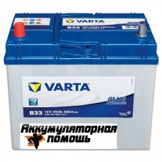 Varta BD 6CT-45 (B33) тонк. кл.