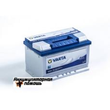 Varta BD 6CT-72 R (E43) низкий (о.п.)