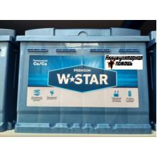 АКБ W-Star 60