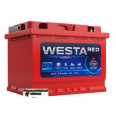 WESTA RED EFB 6ст-60 (о.п.) 620А низ.