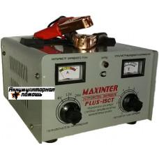 Зарядное устройство Мaxinter ПЛЮС-15 СТ (6V12V24V15A)