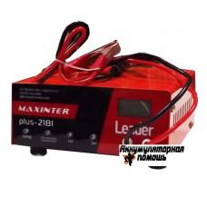 Зарядное устройство Мaxinter ПЛЮС-21 Bi Leader (12V24V21A)