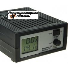 Вымпел-27 (автомат-руч, 0,4-7А, 3-х режимн,14,1/ 14,8 /16В сегментный ЖК дисплей)